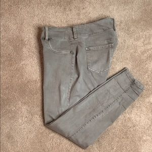 Torrid khaki colored jeggings